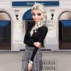 迪士尼公主穿越到現代穿什麼?艾莎變幹練女強人、茉莉公主貴氣背卡地亞
