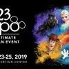 迪士尼博覽展 D23 EXPO 2019 (8/23-25)