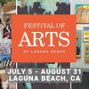 Festival of Arts of Laguna Beach 艺术展 (7/5-8/31)