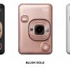 即拍即印 富士揭晓新款多功能数位马上看相机instax mini LiPlay