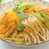 李锦记美味厨房 : 麻酱拌面 + 金银蒜粉丝蒸虾
