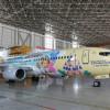 萌成這樣!上海迪士尼聯名彩繪機新登場 「達菲和他的朋友們」陪你飛上天