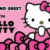 只此一天!Meet and Greet with Hello Kitty見面會 (8/3)