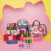 小麥肌超Q!Hello Kitty x LeSportsac 聯名化妝包等你來收編