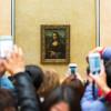 去巴黎观赏名画「蒙娜丽莎」?看1分钟就有警卫来赶人