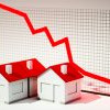 房市泡沫破滅 美灣區8縣7月房價下跌