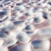 大自然的「西瓜刨冰」!优胜美地现梦幻粉红色雪景