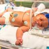 奇蹟之女!美國女嬰9月11日晚間9點11分出生 重9磅11盎司