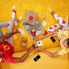 麥當勞送餐服務在全球掀起熱潮,該公司將主辦橫跨六大洲50個國家的 第三屆年度McDelivery送餐活動
