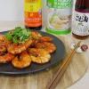李锦记美味厨房 : 10 分钟快手菜  葱爆羊肉 + 油焖大虾