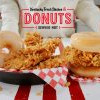 全美限時開賣!KFC新推「甜甜圈炸雞三明治」甜鹹組合登場