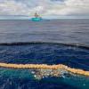 「海洋吸尘器」成功了!小至一公厘的海洋垃圾也能收集