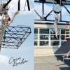 女孩們醒醒!Coco Rocha 徒手高空吊掛 一段影片告訴你「模特兒沒那麼好當」