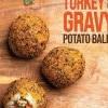 感恩節限定!南加知名烘焙店Porto's Bakery推「火雞肉汁口味」炸馬鈴薯球