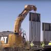 川普花100億建的美墨邊牆 用100元買把電鋸就能鑿穿!