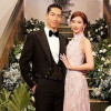 林志玲婚禮含淚告白丈夫Akira 「幸福就是和你在一起」