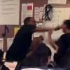 影/各界求情!洛杉磯中學老師痛扁罵髒話學生 終獲檢方撤告