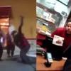 影/Popeyes暴力事故又一起!5旬婦被摔致骨折
