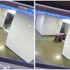 影/狗遭電梯門夾牽繩驚險瞬間 機警好心男即刻救援