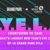 西岸最大型!Grand Park N.Y.E.L.A.免费跨年活动就在洛杉矶 (12/31)