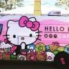 Hello Kitty Cafe餐車將再次來到南加跟大家見面囉!(1/11-2/8)