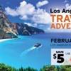 Los Angeles Times Travel Show 洛杉矶时报旅游展 (2/15-16)