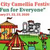 Temple City Camellia Festival 天普市山茶花節 (2/21-23)