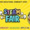 STEA²M Fair 家庭科學博覽會 (3/6-7)