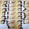 误信微波可以消毒 韩女钞票放微波炉惨剩一半