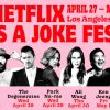 Ali Wong、Ken Jeong當表演嘉賓!Netflix將於洛杉磯舉辦大型Comedy Festival (4/27-5/3)