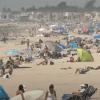影/剛創下單日確診新高 美國海灘擠滿人潮