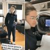 网友「幻想旅行」跑步机扮行李输送带 洗衣机扮飞机窗最疯狂