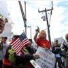 帶頭示威反居家避疫 美國北卡婦人確診新冠肺炎