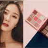 春夏新款大地+粉色眼影盘 跟Krystal一起画出桃花妆!