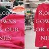 支援前线!英国顶级品牌Mulberry加入防疫国家队 制作高级订制防护衣供医护人员