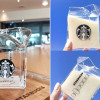 日推特爆紅「星巴克牛奶盒玻璃杯」 可愛造型網友直呼:好想要!