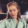 超模Gigi Hadid分享懷孕日常 自爆每天狂嗑貝果