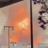 洛杉磯市中心爆炸,11名消防員受傷