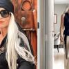 64 歲模特奶奶 Yazemeenah Rossi 靠瑜珈維持緊實身材,讓衰老變優雅