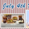 2020 July 4th 洛杉磯餐廳優惠懶人包,今年你想吃什麼呢?