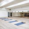 健身产业加强卫生清洁 首推浴帘式健身隔离舱