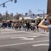 近期洛杉磯華人區遊行抗議活動 (6/4-6/6)