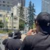 NBA/勇士队 Curry、Thompson 加入反种族歧视游行