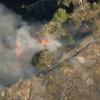 LA 野火頻發,昨日今晨多處著火