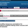 美國留學生只上網課須離境 否則將面臨驅逐