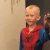 「超级英雄」6岁男护妹抗恶犬 美国队长送盾牌、蜘蛛人邀演戏