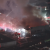 華人區新聞: Rowland Heights 一家韓國餐館昨夜起火 暫無人員傷亡