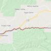 Santa Clarita 大火蔓延1300英畝 目前已控制30%