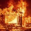 防山火也防疫情 烟尘加高温双重夹击加州