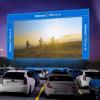 Walmart 举办户外汽车影院 另类体验冲击传统(8/14-10/21)